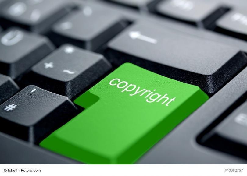 Les Copyright Et Droit D'Auteur