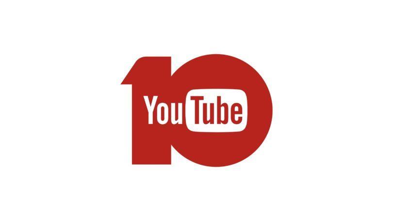 YouTube Fête Ses 10 Ans
