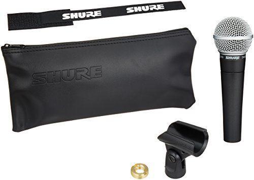 Shure Microphones dynamiques SM 58