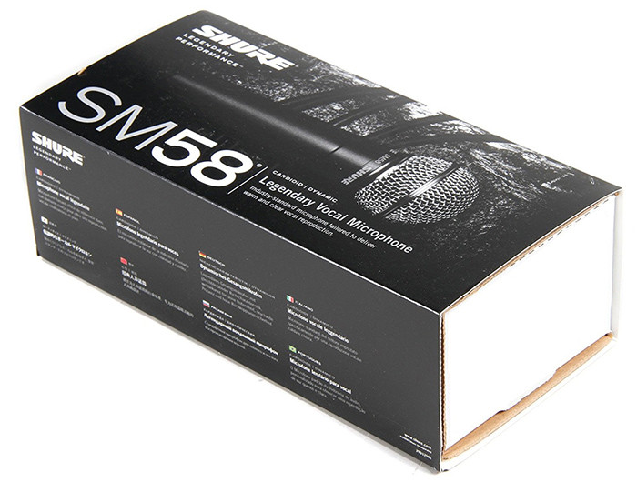 Shure SM 58