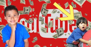 Les 10 chaînes les mieux payées sur YouTube au monde