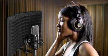 Comparatif de Boucliers d'isolation de microphone