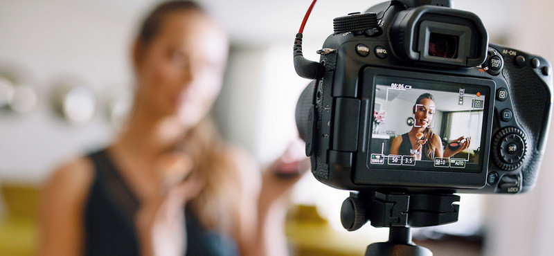 Meilleurs Appareils Photos Numériques et caméscopes pour Youtubeurs