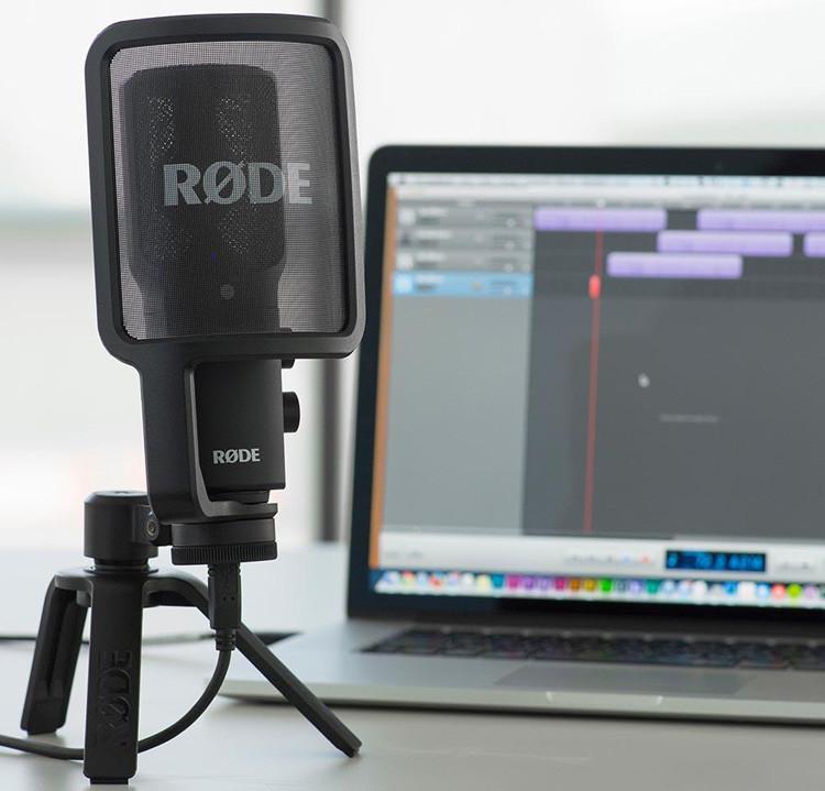 Rode NT-USB Microphone Mon Choix