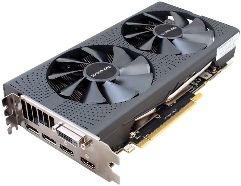 Test Sapphire 112650520G Carte Graphique AMD Radeon RX 580 8 Go 1366 MHz PCI Express