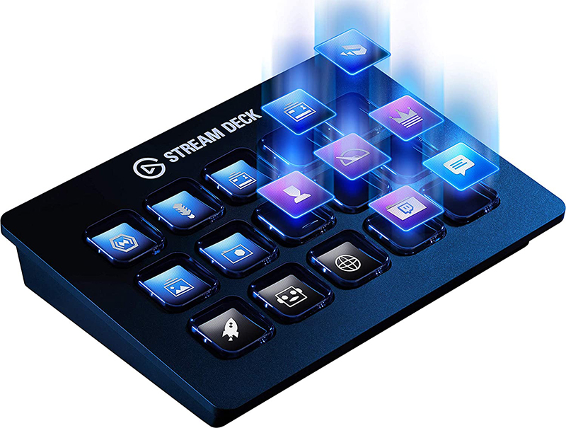 Avis - Expertkeys EK-20 - Clavier USB programmable avec 20 Touches programmables