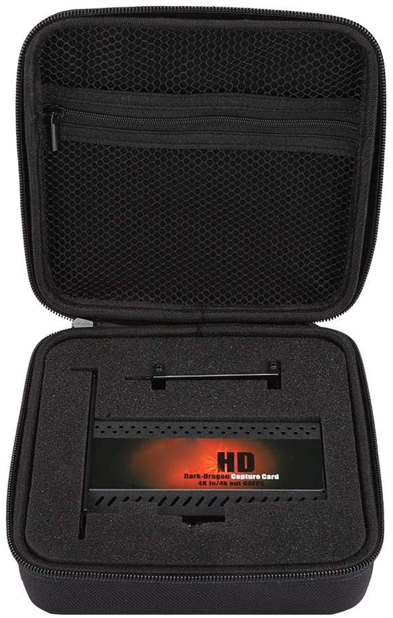 Test - Bewinner Carte de Capture vidéo, Carte d'acquisition vidéo sans Lecteur PCIe vers HDMI, Carte de Capture HDMI pour la série Windows pour la série Linux pour Mac OS