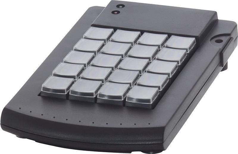 Test et avis - Expertkeys EK-20 - Clavier USB programmable avec 20 Touches programmables