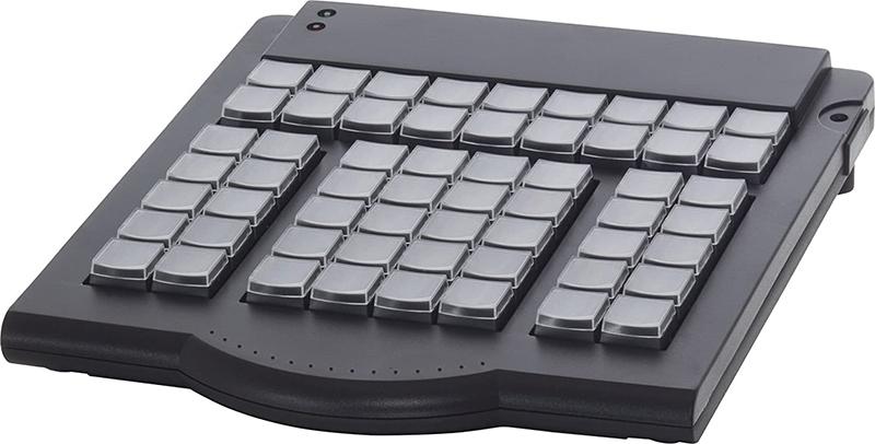 Test et avis - Expertkeys EK-58 Free programmable 58 Key USB keypadKeyboard by