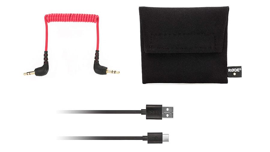 Accessoires RØDE Wireless Go Système de Microphone Compact et sans Fil