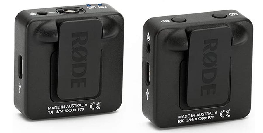 Test RØDE Wireless Go Système de Microphone Compact sans Fil