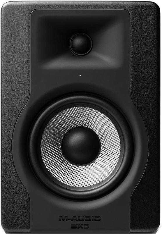Test - M-Audio – BX5 D3 – Enceinte de Monitoring Studio Professionnel 100 W Actives