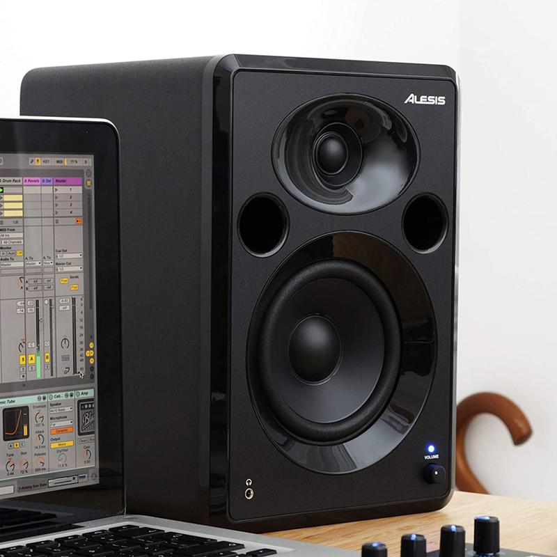 avis - Alesis Elevate 5 MKII – Paire d'Enceintes PC Actives pour Monitoring Studio