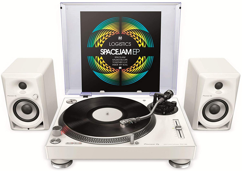 avis - Pioneer DJ DM-40-W White Studio Monitors