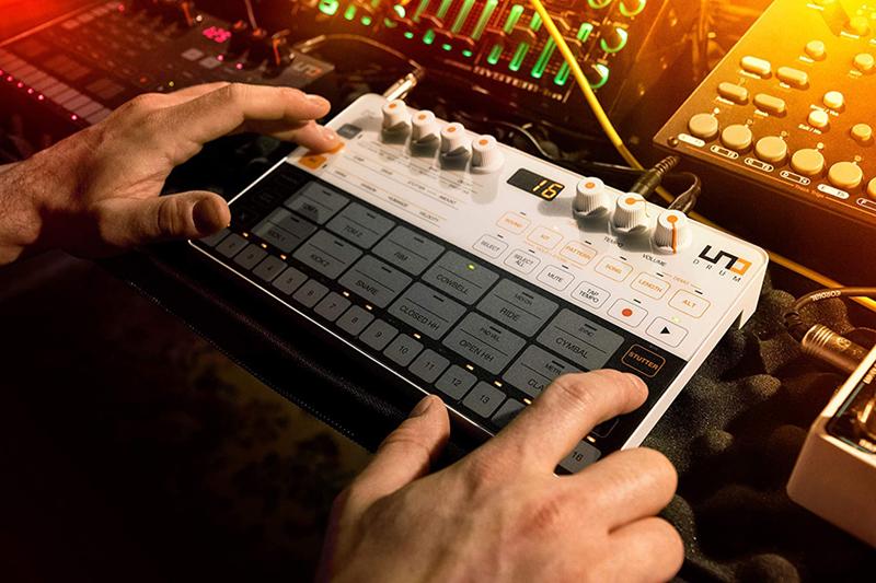 avis - UNO Drum – Drum machine analogique