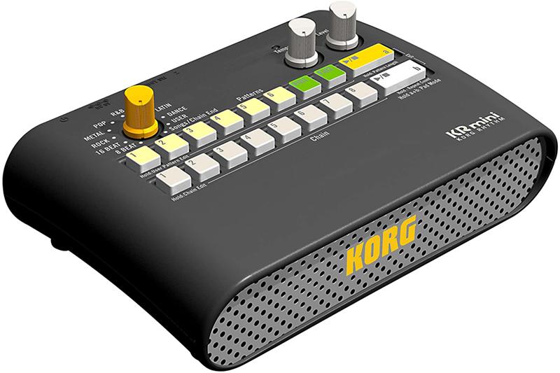 test - Korg DKO KR-MINI Boîte à rythmes