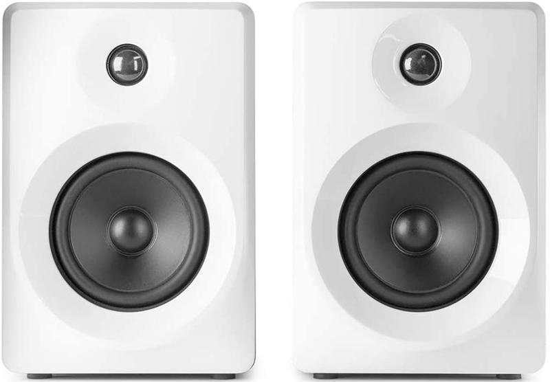 test - VONYX SMN50W Enceintes Monitoring – Paire d'enceintes de Studio 5