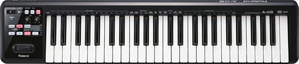 Test - Roland A-49 Clavier Contrôleur MIDI