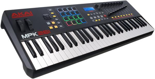 test - AKAI Professional MPK261 Clavier Maître MIDI